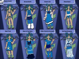Shayta Outfits Renewed by Prismativity