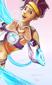 Tracer! by mgahn