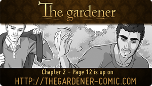 The gardener - Chapter 2 page 12 by Marc-G