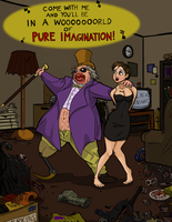 Pure Imagination by AmazingTrout