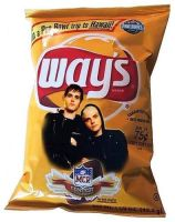 WAYS - Gerard and Mikey Chips by AmeliaKader