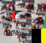 Generations And Transmetal Rattrap by ReinaHW