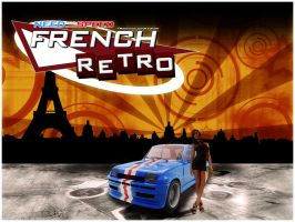 NFS French Retro by Ztitus