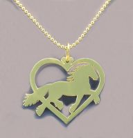 Silver 4 the Love of Friesians by DragonsFlyDesigns