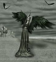 Dark Angel by Birdsatalcatraz