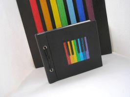 sketchbook Piano by pushok1983