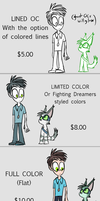 PayPal commissions by Catmaniac8x