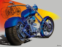 Big Bike by bandila