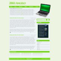 Portfolio for Angelo by F3rk3S