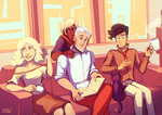 Camerata Couch Party by Gpotious