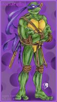 TMNT - Donatello by StephRatte