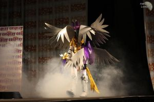 Holy Angemon costume by sedra60