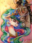 Dislestia Love by frostykat13