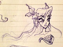 WC: Leah Harmonix Head Design by NatalieSaly