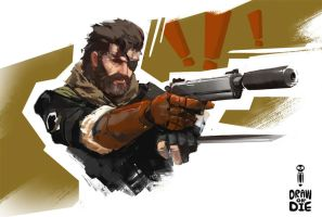 Big Boss by harkobotond