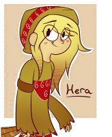 Hera by asclepiusartist