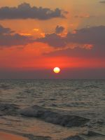 Coucher de Soleil Varadero 6 by Cam-s-creations