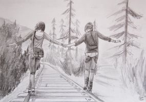 Life is Strange - Partners in Time by INH99
