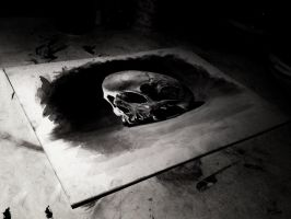 Skull by Beyond-Creation