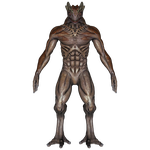 DAZ 3D (Studio): Baryolax #3: Level 2 (Front View) by Blood-PawWerewolf