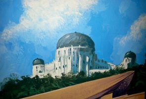 Griffith Park Observatory by MJBivouac