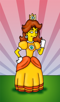 Princess Daisy by orl-graphics