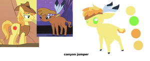 Canyon Jumper by angelstar000
