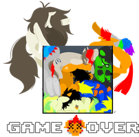 Hntwas Game Over by xXMentalIncXx