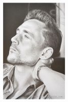 Tom Hiddleston by Sorbetti