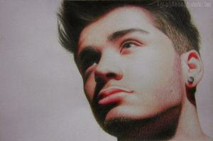Zayn Malik - One Direction by im-sorry-thx-all-bye