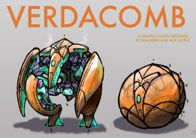 VERDACOMB Orb Suit Orientation by danomano65