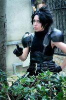 Zack Fair by Sally-hiou