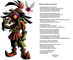 The Skull Kid's Poem by Mephonix