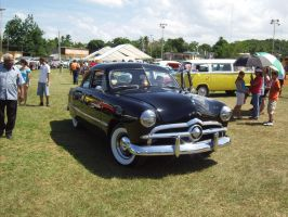 1949 Ford Coupe by Mister-Lou
