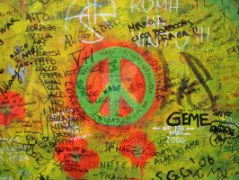 john lennon wall by playaplz