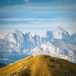 dolomiti - blue'n'yellow by kihsleek