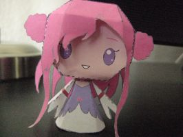 Euphemia Papercraft by bunnycharms