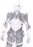 Fenris: Your own brother by Demoniac-Angel