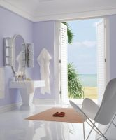 Island Bathroom by zodevdesign
