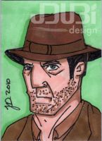 Indiana Jones by J-Dubi
