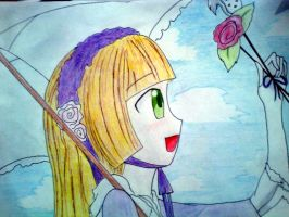 Victorique.:Candy:. by Kuroneko24Fee