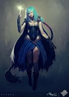Althea concept by CGProTechnology by CGPTTeam