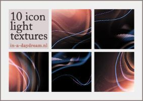 Icon light textures, set 2 by in-a-daydream