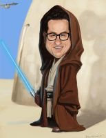 JJ abrams jedi knight by rico3244