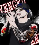 M. Shadows by TheyCallMeDanger