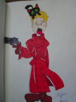 cute little vash by vashygirl