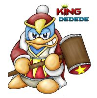 Hehehe is Dedede by MAFIA11