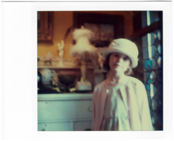girl at an antique shop by equivoque