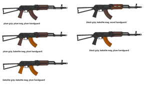 My Ak - How should I configure it? by airsoftfarmer