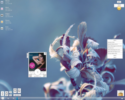 Desktop 6th January by C1PR1ONE